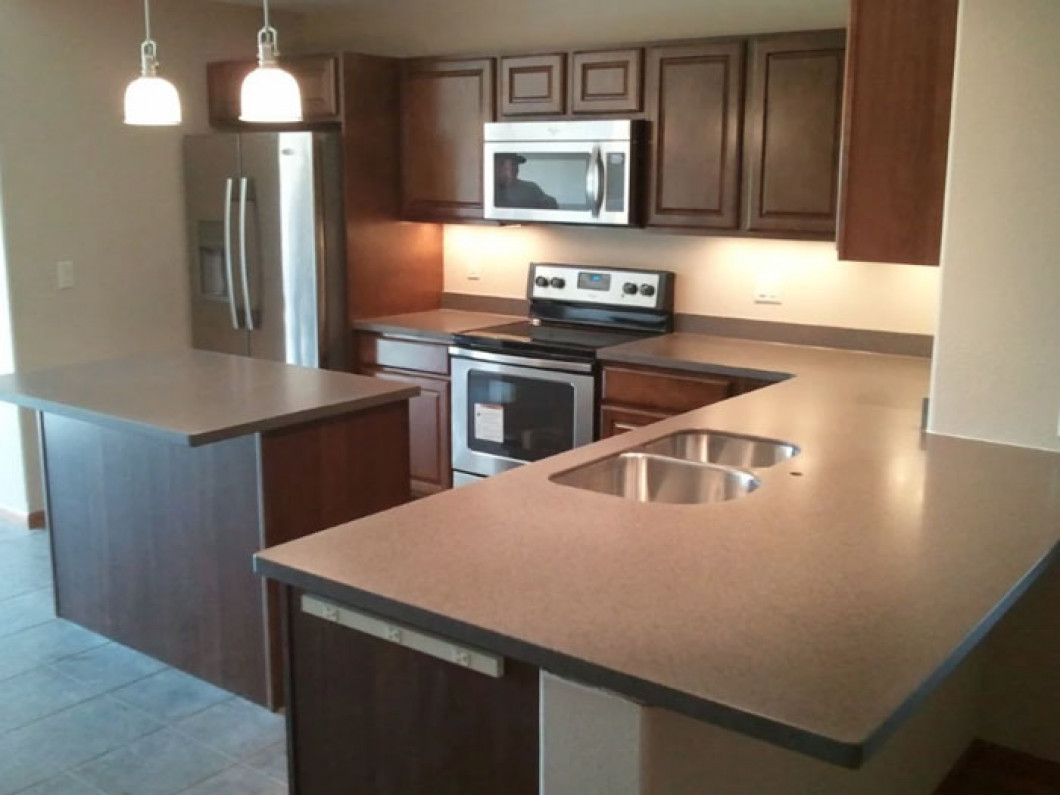 4 Reasons to Choose Solid Surface Countertops